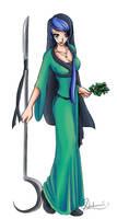 Dianna's Druid