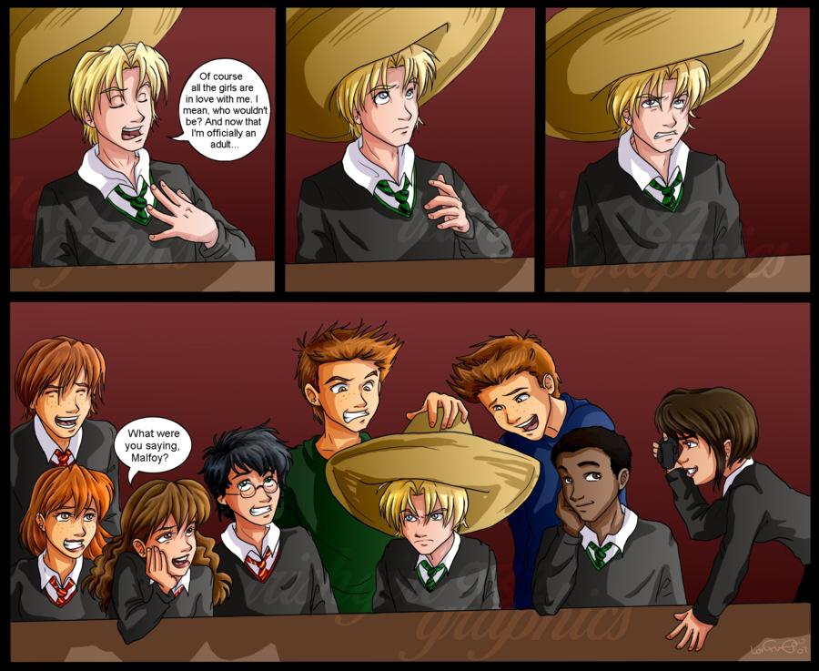 Feliz Cumpleanos, Draco by irishgirl982