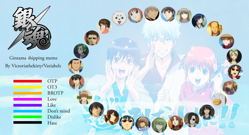 Meme Gintama: Memes By Victoriathekitty On DeviantArt
