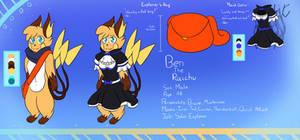 Ben Ref. Sheet (made by Leslonxia)