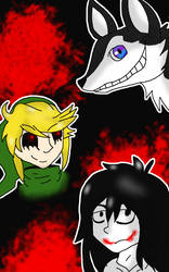 first day. by Creepypasta-kitty
