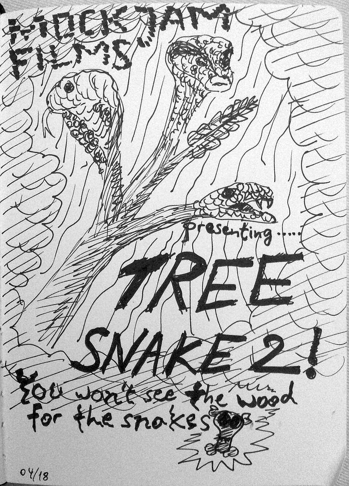 Tree Snake 2 by rkibria