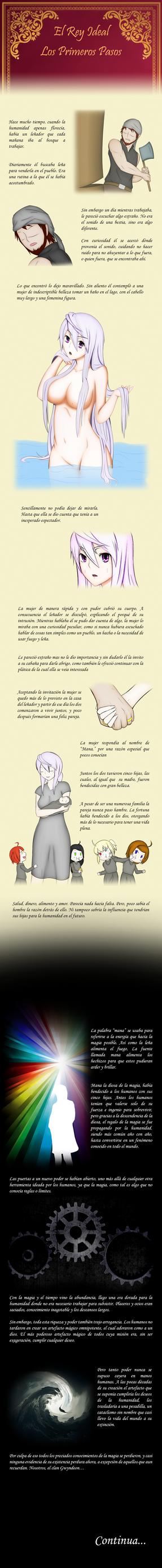 El Rey Ideal - by Eidolon-Stigma