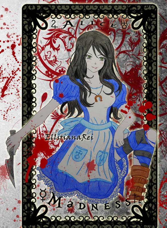 Alice by EllirianaRei