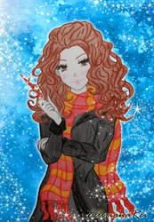 Hermione Granger by EllirianaRei