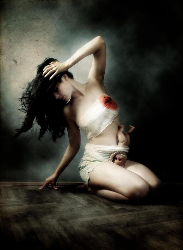 broken heart by buzillo