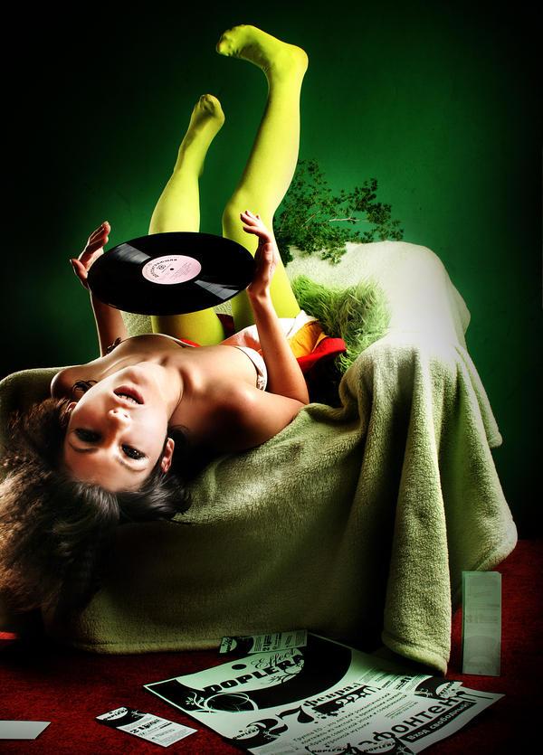 greenmusic by buzillo