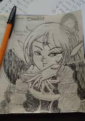 Deedlit by Fanta by Fantazjel