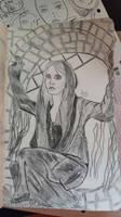Autumn witch [Frozetta portrait]