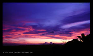 Sunset 1 - Tagaytay by neocatastrophic