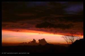 Sunset 2 - Tagaytay by neocatastrophic