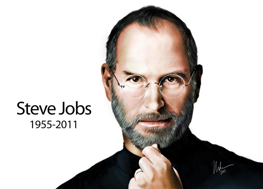 Tribute to Jobs by neocatastrophic