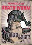 Syfy MM Mongolian Death Worm