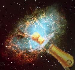 Champagne supernova 2 by Robweiller