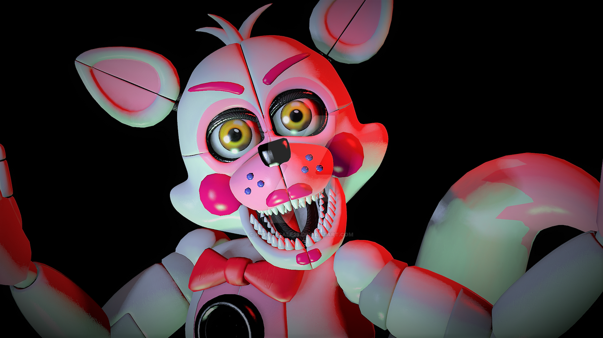 FUNTIME FOXY by hyperscale28