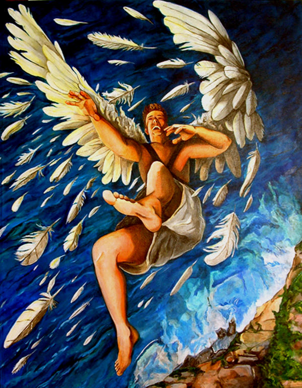 an analysis of mythology in icarus by edward field