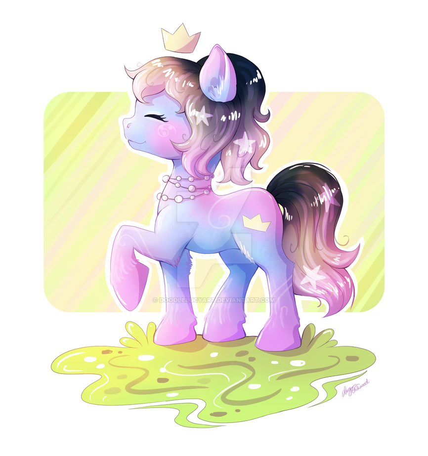Pony by DoodleLucyArt