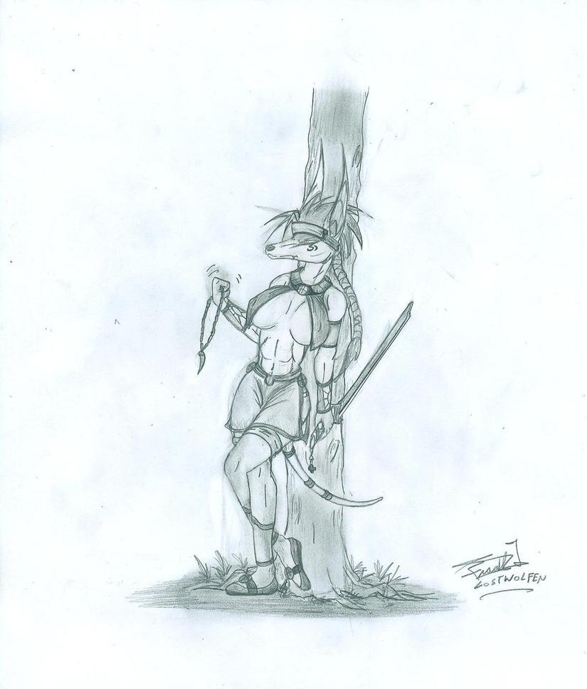 I have changed.... by lostwolfen
