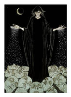 Morpheus, Dream by Robertwarrenharrison