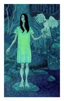 Ghost by Robertwarrenharrison
