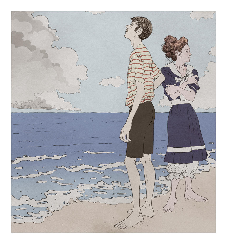 Beach by robharrison1