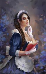 Maid's diary by Pterona