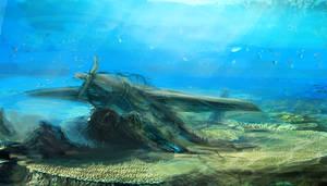 underwater Plane