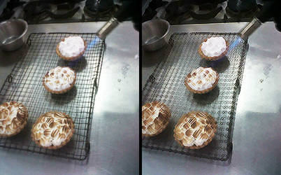 Lemon meringue pie anyone?