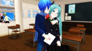 Sweet Whispers of Love by Kitsunenokori