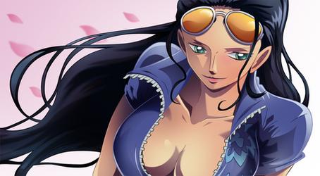 Nico Robin QR1 by Choparini
