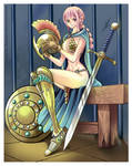 Gladiator Rebecca by Choparini