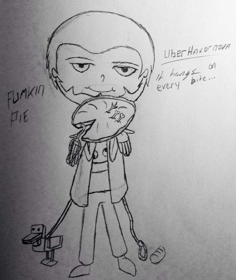 Pumkin Pie by ezvegas