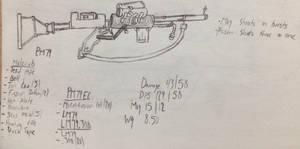 PM79 Rifle