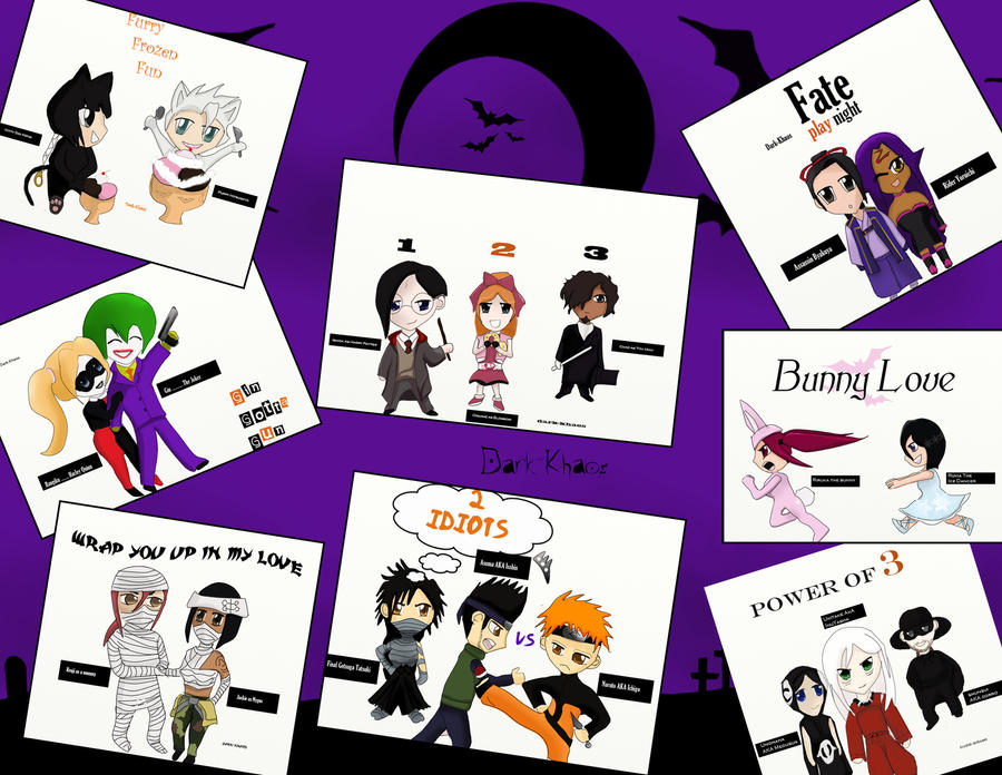 Bleach Halloween Party Pictures