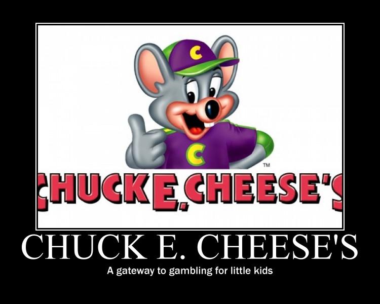 Chuck E. Cheese's by AkiHannah
