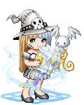 Avi: Grim Sorceress by AkiHannah