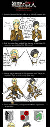 Attack on Titan OC Meme by Ever-Fallen