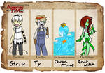 Adventure Time OC Meme