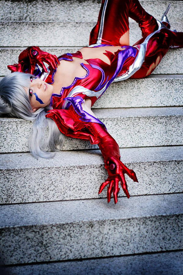 Witchblade - Upside Down by acophoto