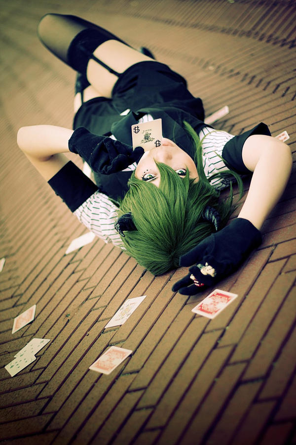 Vocaloid - Devil Of The Game by acophoto