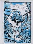 IDW TMNT Book One Layout