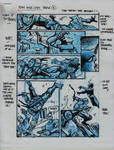 IDW TMNT One Page Four