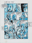 IDW TMNT One Page Fifteen