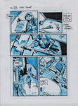 IDW TMNT One Page Eighteen