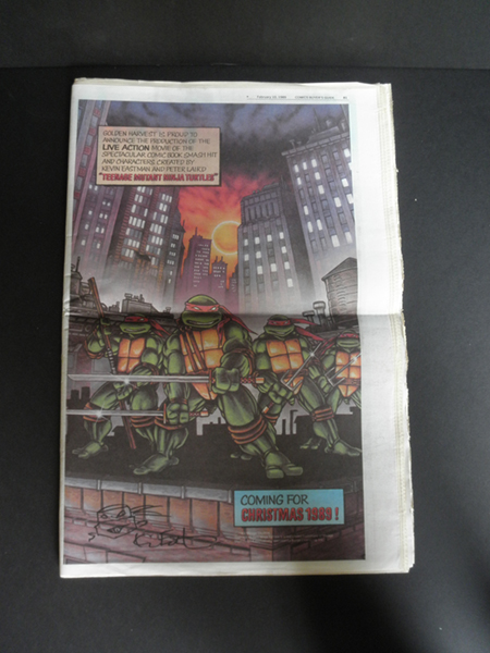 CGB TMNT Feature a by Kevineastman