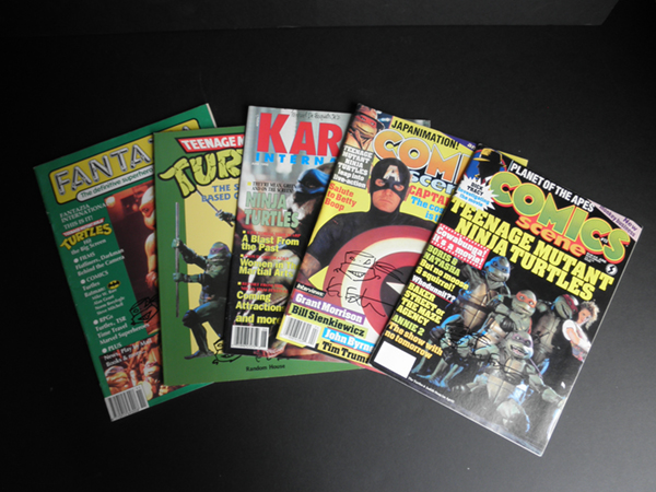 Vintage Movie Mags 1a by Kevineastman