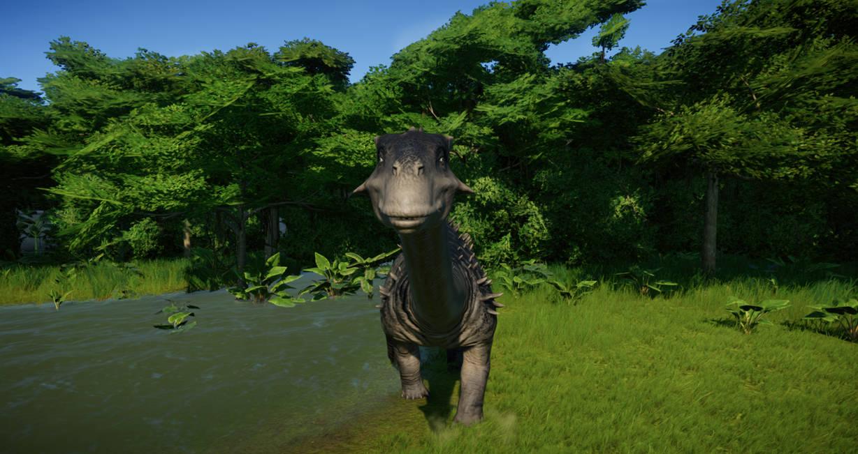Jurassic World Evolution - World of hybrids 02 by KanshinX3