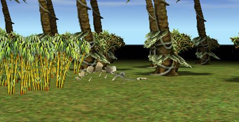 Empire Earth - Stegosaurus