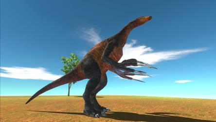 Animal Revolt Battle Simulator - Therizinosaurus
