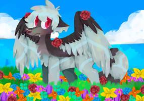 Field of Flowers Waterdog DTA2 by muziical